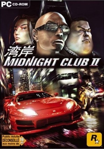Midnight Club 2 (2003/PC/RePack/Rus) by jeRaff