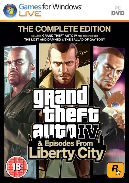 Grand Theft Auto IV: Episodes From Liberty City (2010/PC/RePack/Rus) by  скачать торрент