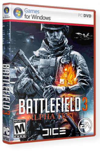 Battlefield 3 ALFA TRIAL (2011/PC/Eng)