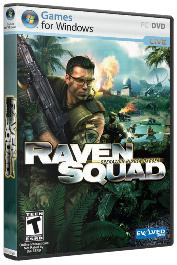 Отряд «Ворон» / Raven Squad: Operation Hidden Dagger (2010/PC/Русский/