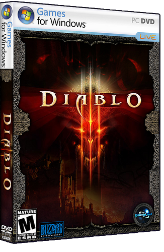 Diablo III v.0.4.1.7391 Client+Server Beta (2011/PC/Eng)