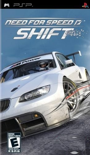 Need for Speed: Shift (2009/ PSP)
