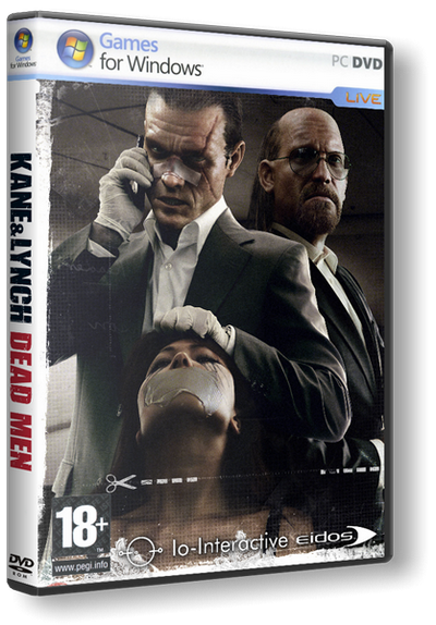 Kane & Lynch: Dead Men (2007/PC/Русский) | RePack