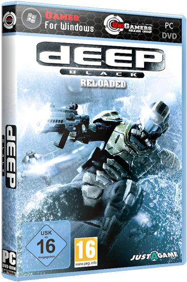 Deep Black: Reloaded (2012/PC/Русский/Repack) от R.G UniGamers