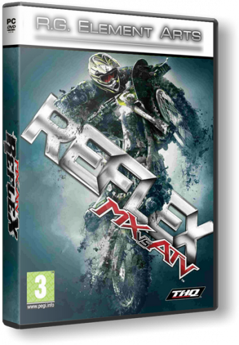 MX vs. ATV: Reflex (2010/PC/RUS/RePack) | от R.G. Element Arts