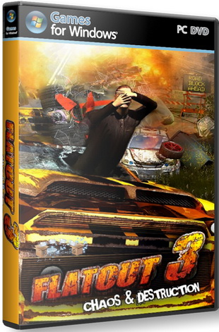 FlatOut 3: Chaos & Destruction (2011/PC/Rus/Eng/Repack)