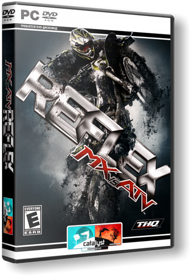 MX vs. ATV: Reflex (2010/PC/Русский) | RePack