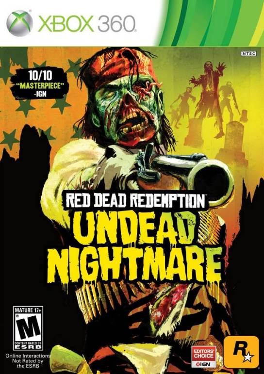 Red Dead Redemption: Undead Nightmare (2010/Xbox 360/Русский)