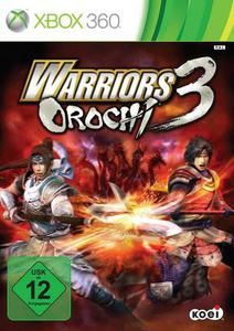 Warriors Orochi 3 (2012) [ENG/FULL/Region Free](LT+3.0) XBOX360
