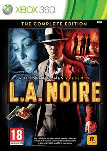 L.A. Noire : The Complete Edition (2012) [RUS/FULL/Region Free](LT 1.9, 2.0, 3.0) XBOX360