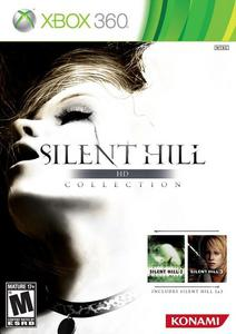 Silent Hill HD Collection (2012) [RUS/FULL/Region Free](LT+3.0) XBOX360
