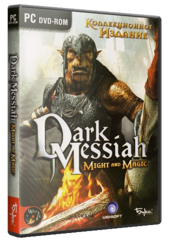 Dark Messiah of Might and Magic - Collector's Edition (2010/PC/RUS/RePack) | от R.G.Packers