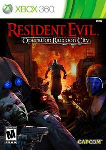 Evil Operation Raccoon City (2012) [RUS/FULL/PAL/NTSC-U ](LT+1.9/13599) XBOX360